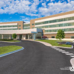 Springhill GME Building render, exterior